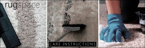 how to care for rugs care instructions