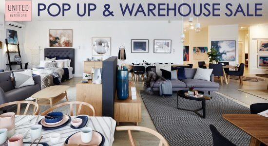 Grand Opening Pop Up & Warehouse Sale: Saturday 23rd July