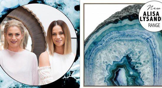 New Alisa & Lysandra Art Collection