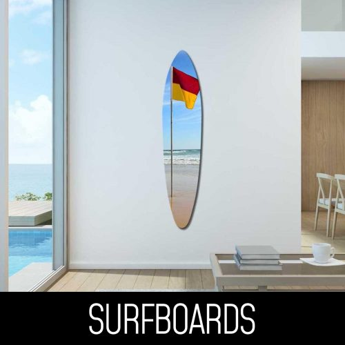 Acrylic Surfboards