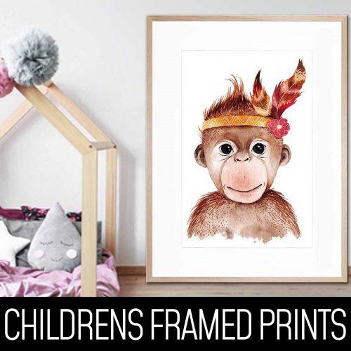 Childrens Framed Prints