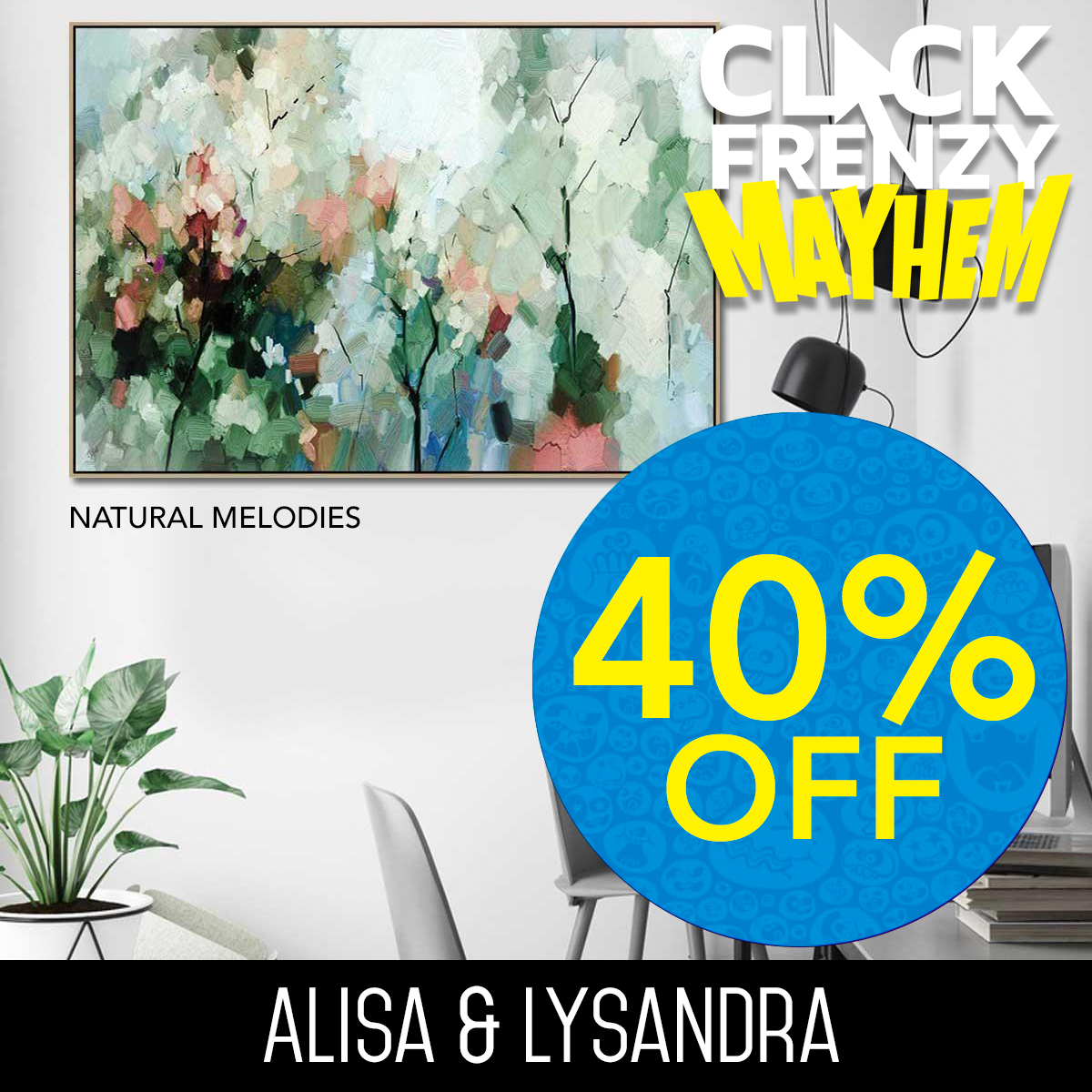 Alisa and Lysandra collection