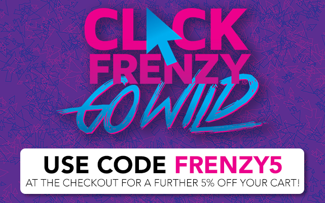 Click Frenzy Sale now on! 50% OFF All Artworks and Rugs sitewide